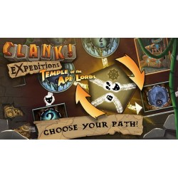 Clank! Expeditions: Temple of the Ape Lords Expansion (2019) Board Game