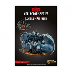 D&D Collector's Series: Descent Into Avernus - Lucille, Pit Fiend в D&D и други RPG / D&D Миниатюри