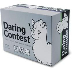 Daring Contest Base Game (2018) - парти настолна игра от създателите на Unstable Unicorns