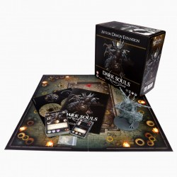 Dark Souls: The Board Game – Asylum Demon Boss Expansion (2017) - разширение за настолна игра
