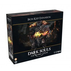 Dark Souls: The Board Game - Core Game Expansion Sets - Iron Keep Expansion (2019) - разширение за настолна игра