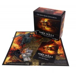 Dark Souls: The Board Game - Old Iron King Boss Expansion (2017) - разширение за настолна игра