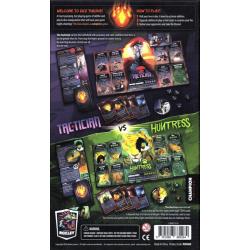 Dice Throne: Season Two – Tactician v. Huntress (2018) - настолна игра