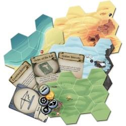 Discover: Lands Unknown (2018) - настолна игра