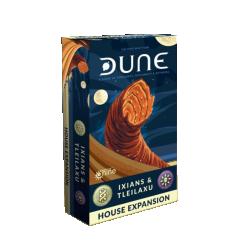 Dune Board Game: Ixians & Tleilaxu Expansion (2020) - разширение за настолна игра