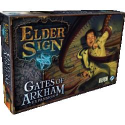 Elder Sign: Gates of Arkham Expansion (2015) - разширение за настолна игра