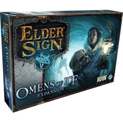 Elder Sign: Omens of Ice Expansion (2016) - разширение за настолна игра