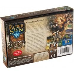 Elder Sign: Omens of the Pharaoh Expansion (2018) - разширение за настолна игра
