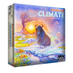 Evolution: Climate Board Game (2016) - настолна игра