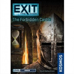 Exit: The Game - The Forbidden Castle (2017) Board Game