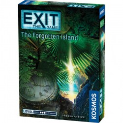 "Exit: The Game - The Forgotten Island (2017) - ""escape room"" настолна игра"