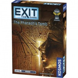 "Exit: The Game - The Pharaoh's Tomb (2016) - ""escape room"" настолна игра"