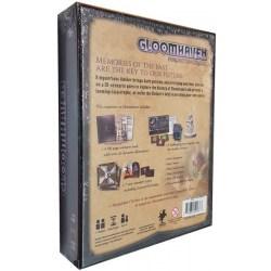 Gloomhaven: Forgotten Circles Expansion (2019) - разширение за настолна игра Gloomhaven