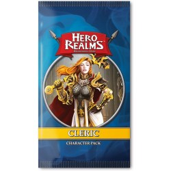 Hero Realms: Character Pack – Cleric (2016) Board Game