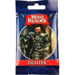 Hero Realms: Character Pack – Fighter (2016) Board Game