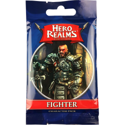 Hero Realms: Character Pack – Fighter (2016) - разширение за настолна игра