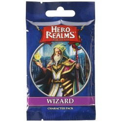 Hero Realms: Character Pack – Wizard (2016) Board Game