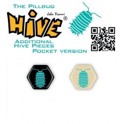 Hive Pocket: The Pillbug Expansion (2013) - разширение за настолна игра