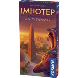 Imhotep: A New Dynasty Expansion (2017) - разширение за настолна игра