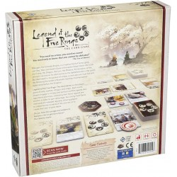Legend of the Five Rings: The Card Game Core Set (2017) - настолна игра