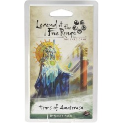 Legend of the Five Rings: The Card Game Dynasty Pack 1 - Tears of Amaterasu