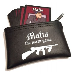 Mafia The Party Game (2014) - настолна игра