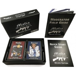 Mafia The Party Game Deluxe Edition (2014) - настолна игра