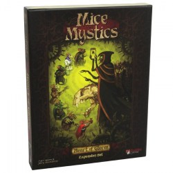 Mice and Mystics: Heart of Glorm Expansion Board Game