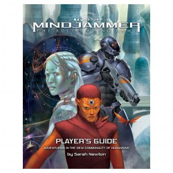 Mindjammer: Player's Guide