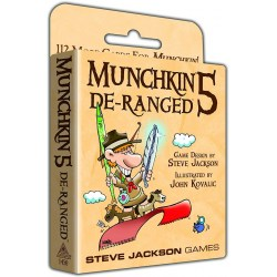 Munchkin 5: De-Ranged (2007) - разширение за настолна игра