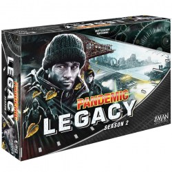 Pandemic Legacy: Season 2 Black Edition (2017) - настолна игра
