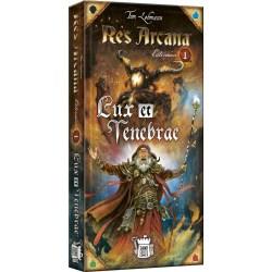 Res Arcana: Lux et Tenebrae Expansion (2019) - разширение за настолна игра