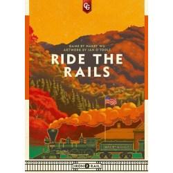 Ride the Rails (2020) - настолна игра