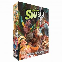 Smash Up: World Tour - Culture Shock Expansion (2019)