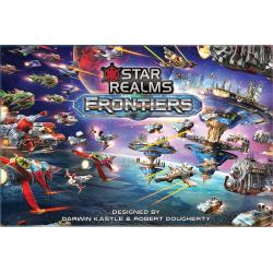 Star Realms: Frontiers (2018) - настолна игра