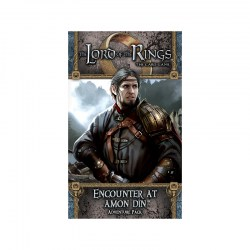 The Lord of the Rings LCG: Against the Shadow Cycle - Encounter at Amon Dîn Adventure Pack (2013)