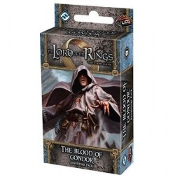 The Lord of the Rings LCG: Against the Shadow Cycle - The Blood of Gondor Adventure Pack Board Game