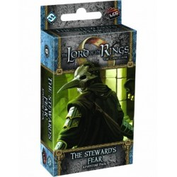The Lord of the Rings LCG: Against the Shadow Cycle - The Steward's Fear Adventure Pack