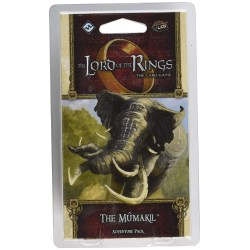 The Lord of the Rings LCG: Haradrim Cycle - The Mûmakil Adventure Pack (2017) Board Game