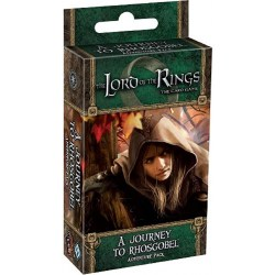 The Lord of the Rings LCG: Shadows of Mirkwood Cycle - A Journey to Rhosgobel Adventure Pack Board Game