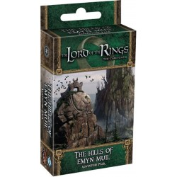 The Lord of the Rings LCG: Shadows of Mirkwood Cycle - The Hills of Emyn Muil Adventure Pack (2011) Board Game