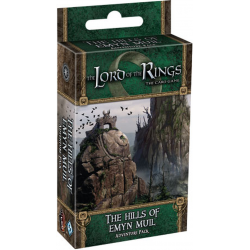 The Lord of the Rings LCG: Shadows of Mirkwood Cycle - The Hills of Emyn Muil Adventure Pack (2011)