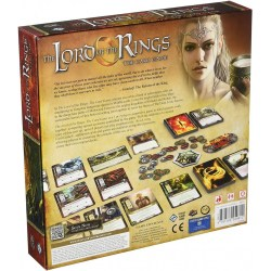 The Lord of the Rings LCG The Card Game (2011, Core Set) - настолна игра