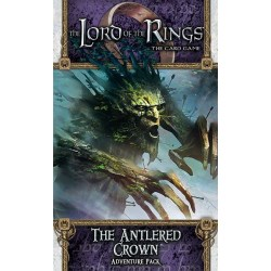 The Lord of the Rings LCG: The Ring-maker Cycle - The Antlered Crown (2014) Board Game