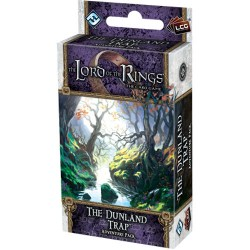 The Lord of the Rings LCG: The Ring-maker Cycle - The Dunland Trap Adventure Pack