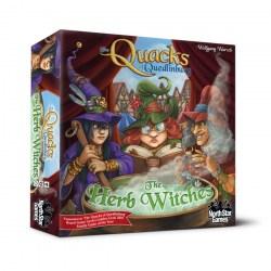 The Quacks of Quedlinburg: The Herb Witches Expansion (2019) - разширение за настолна игра
