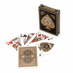 Theory 11 Artisan Playing Card Deck - Black в Карти за игра