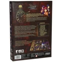 Tragedy Looper (2011) - кооперативна настолна игра