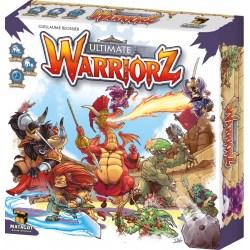 Ultimate Warriorz (2011)  - настолна игра