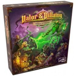 (Pre-order) Valor & Villainy: Minions of Mordak (2020) - настолна игра